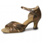 Ballroom & Latin Shoes: 2 - 2.5 Inch Heel