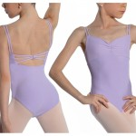 Leotards: Camisole (Other Fabrics)