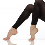 Dance Tights: Footless