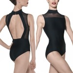 Leotards: Halter & Turtle Neck