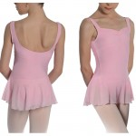 Leotards: Skirted