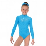 Turtle Neck Gymnastics Leotards
