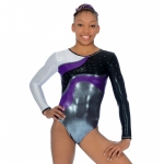 Round Neck Gymnastics Leotards